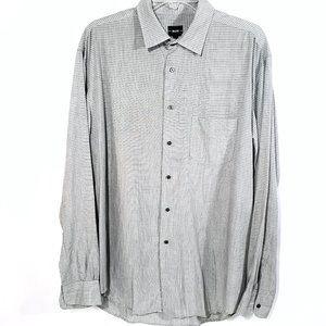MANI By Armani Button Down Long Sleeve Shirt